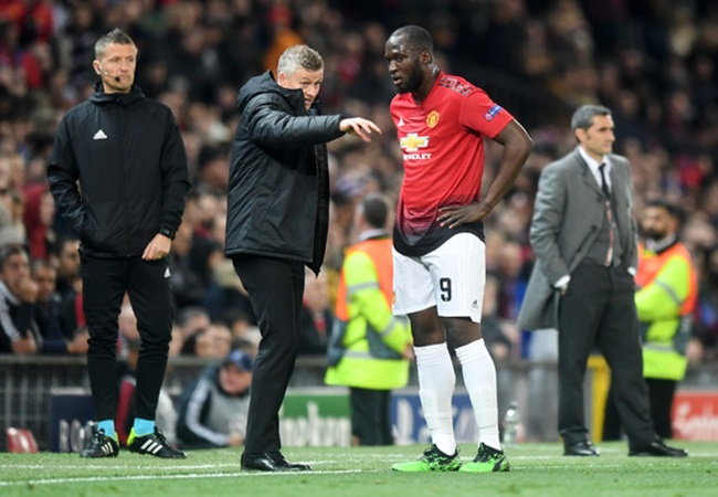Romelu Lukaku set for showdown talks with Ole Gunnar Solskjaer - Bóng Đá