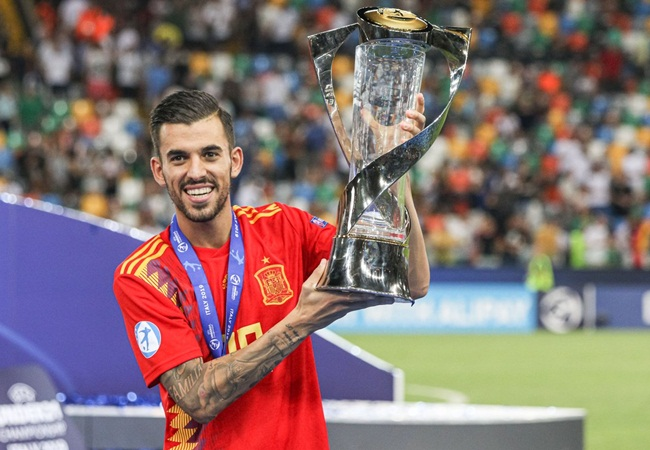 Arsenal 'overtake' Tottenham in chase for Real Madrid midfielder Dani Ceballos as Gunners plot loan move - Bóng Đá