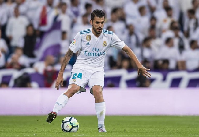 Arsenal 'one step away' from signing Dani Ceballos on loan from Real Madrid - Bóng Đá
