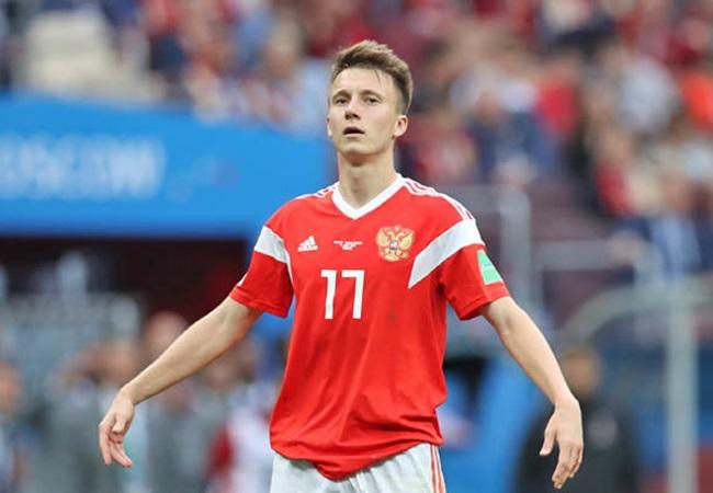 The Gunners should revive interest in Aleksandr Golovin - Bóng Đá