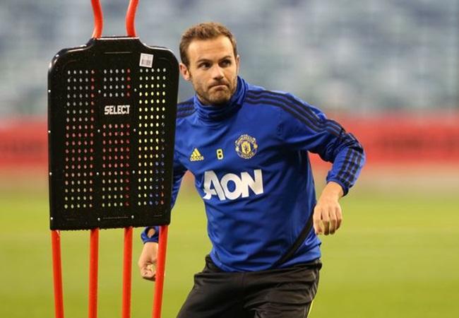 Juan Mata could solve two Manchester United problems this season - Bóng Đá