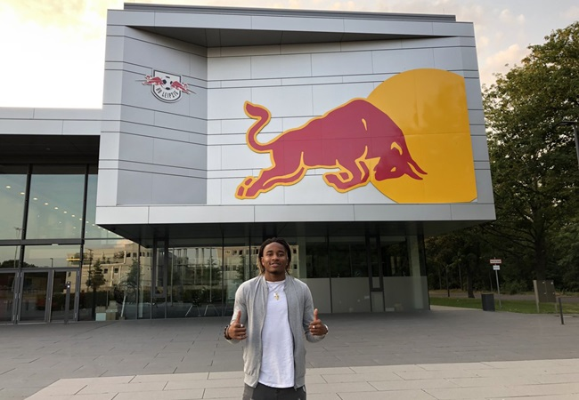 RB Leipzig have signed 21-year-old midfielder Christopher Nkunku  - Bóng Đá