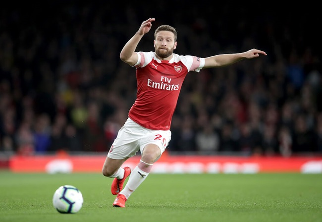 AS Monaco have made an enquiry for Arsenal centre-back Shkodran Mustafi, who is valued at €30m. - Bóng Đá