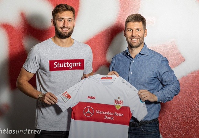 Official: Nathaniel Phillips signs new Liverpool contract and joins Stuttgart on loan - Bóng Đá