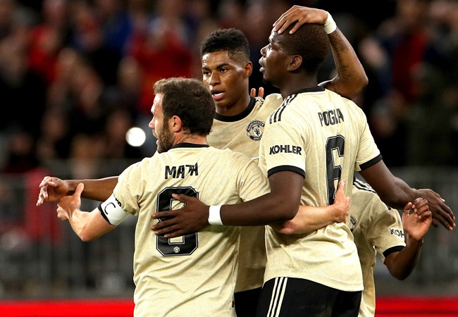 Rashford: I give my life for Man Utd & will get the club back where it belongs - Bóng Đá