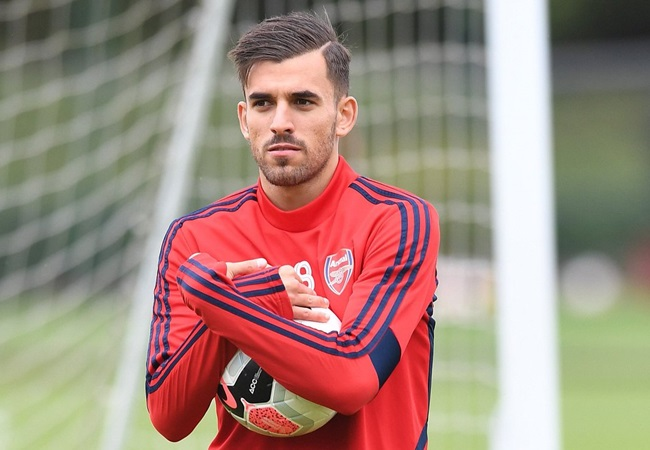 Arsenal boss Unai Emery reveals what's most impressed him about loan signing Dani Ceballos - Bóng Đá