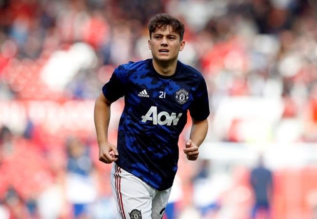 Daniel James new Manchester United nickname revealed by Jesse Lingard - Bóng Đá