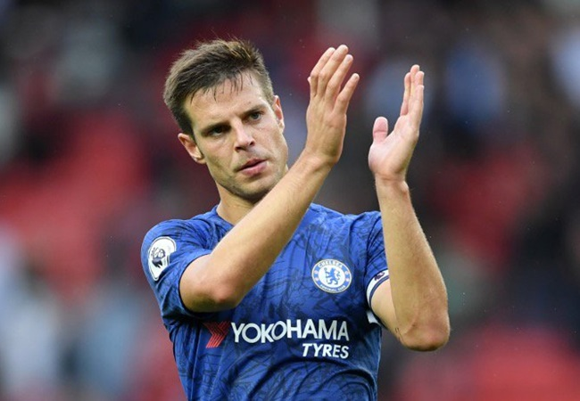'We have to improve on what we did wrong': Cesar Azpilicueta hopes  - Bóng Đá