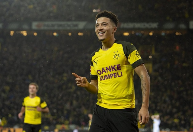 Borussia Dortmund chief accepts Manchester United target Jadon Sancho will eventually leave - Bóng Đá
