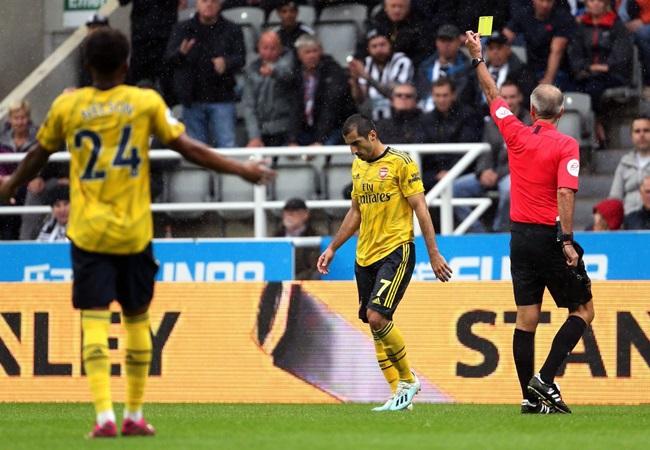 Unai Emery told to sell 'frustrated' Arsenal star Henrikh Mkhitaryan - Bóng Đá