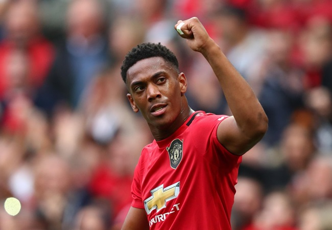 Anthony Martial can prove Manchester United right with landmark goal - Bóng Đá