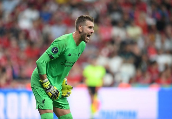 Adrian is 'very optimistic' he will be fit to play for Liverpool at Southampton - Bóng Đá
