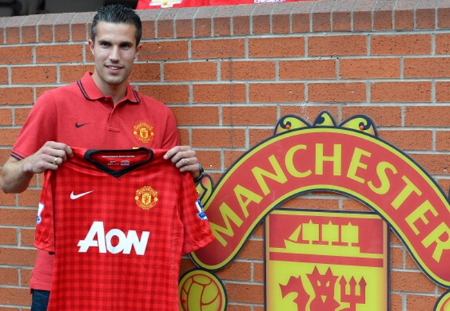 Robin Van Persie explains he was