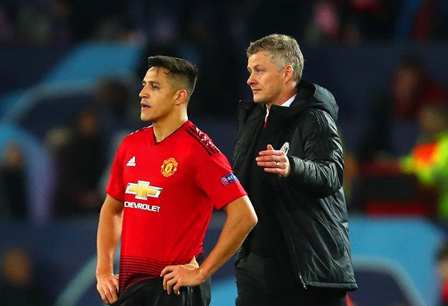Why United Should Move Alexis Sanchez On This Month Even Without A Replacement - Bóng Đá