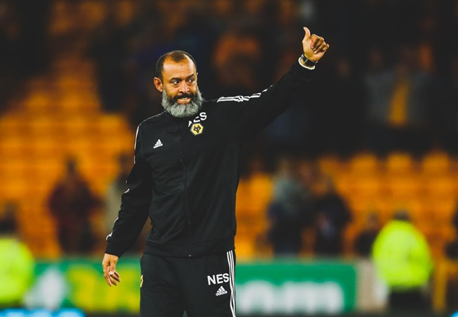 Wolves boss Nuno worried VAR will take away 'most important' moment in football after Ruben Neves' stunner vs Man United is reviewed - Bóng Đá