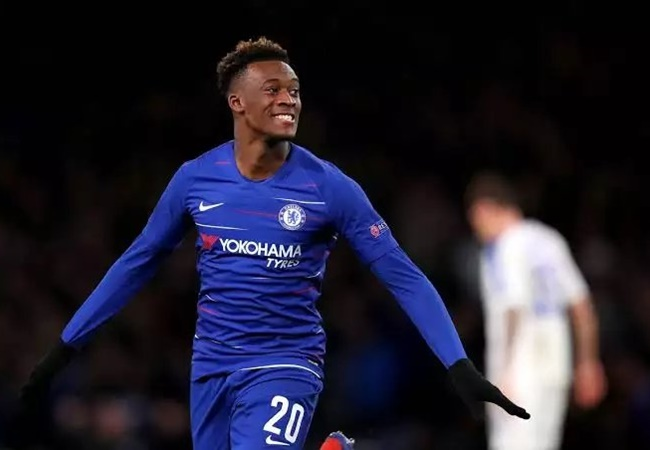 Reports: Chelsea star to become highest-paid teenager in Premier League - Callum Hudson Odoi - Bóng Đá