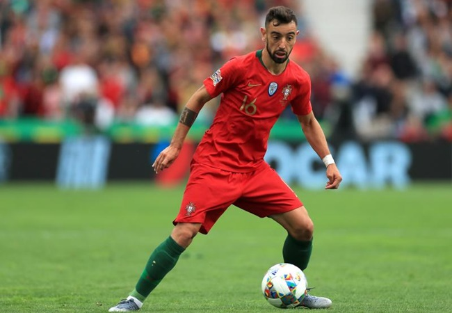 Ex-Man Utd target Fernandes could go to Real - Bóng Đá