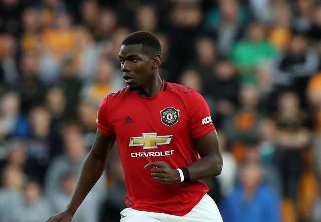 Manchester United players 'shocked' by Ole Gunnar Solskjaer decision to take penalties off Paul Pogba - Bóng Đá