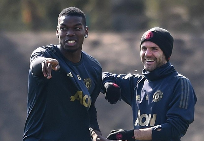 Juan Mata condemns 'cowardly' racist abuse of Man United team-mate Paul Pogba - Bóng Đá