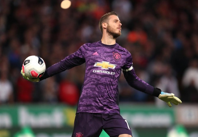 Man Utd may have to wait until January to tie David de Gea down to new contract - Bóng Đá