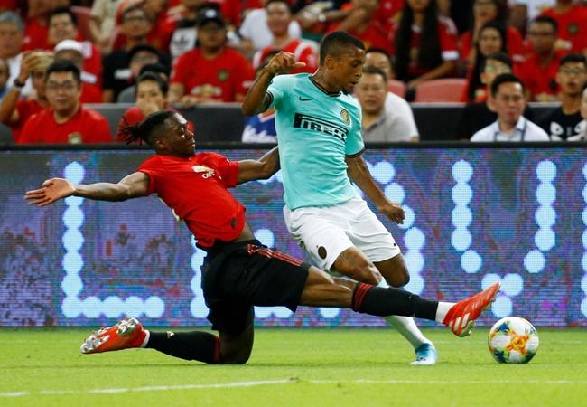 """Wan-Bissaka: """"I love tackles, man - Bóng Đá"""