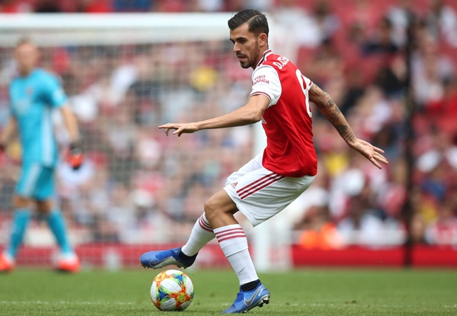 Hector Bellerin pays ultimate compliment to Arsenal summer signing Dani Ceballos - Bóng Đá