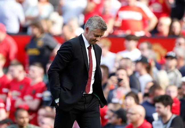 Ole Gunnar Solskjaer reveals Daniel James concern after Manchester United's defeat to Crystal Palace - Bóng Đá