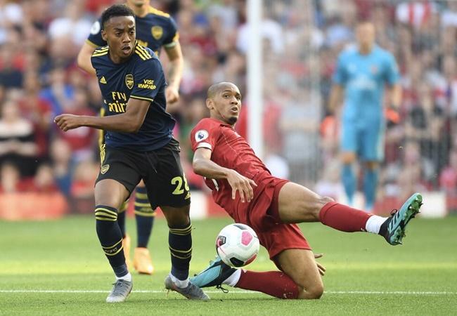 Unai Emery pleased with Joe Willock and Matteo Guendouzi performances despite Liverpool loss - Bóng Đá