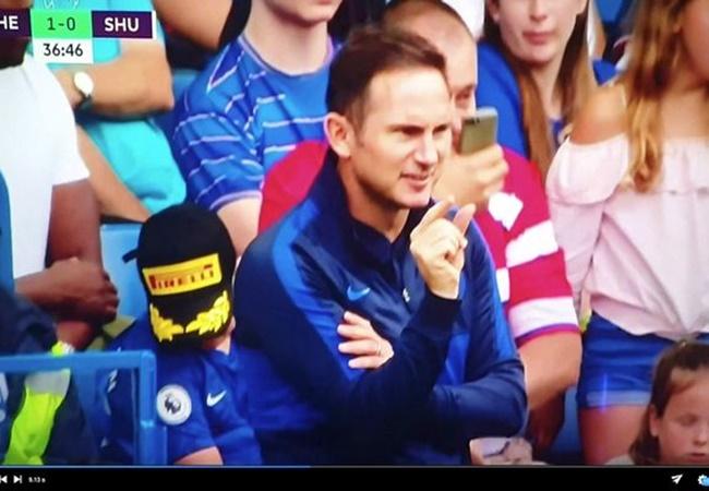 Lampard phản ứng ra sao sau pha hỏng ăn mười mươi của Kovacic? - Bóng Đá