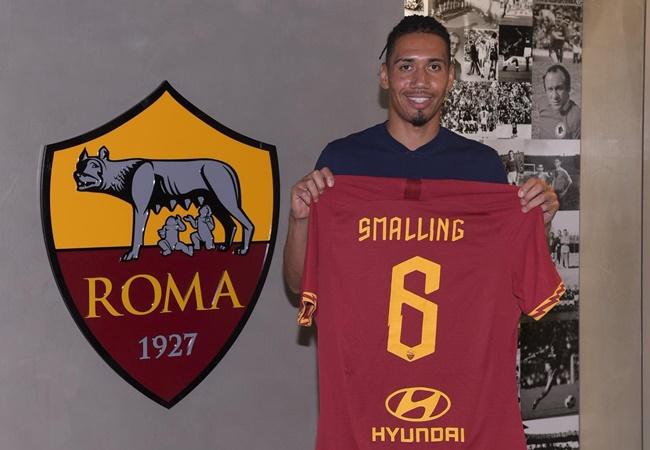 Smalling và buổi phỏng vấn đầu tiên tại AS Roma  - Bóng Đá