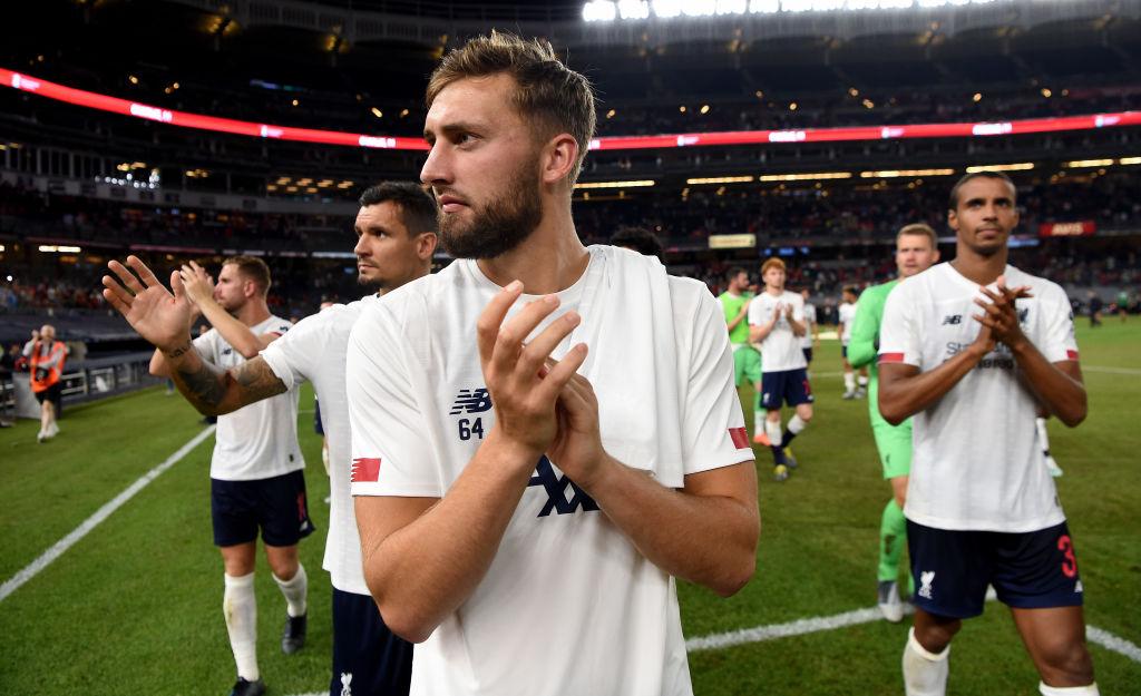 Defender says Jurgen Klopp personally intervened on Liverpool summer transfer  - Nathaniel Philips - Bóng Đá