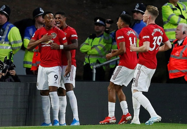 There are only two solutions to Solskjaer's Manchester United attacking wish - Bóng Đá