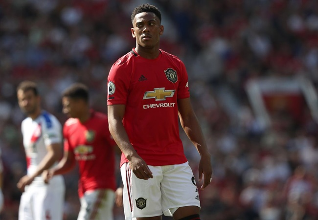 Key Man Utd star set to return from injury for Leicester City fixture - Martial - Bóng Đá