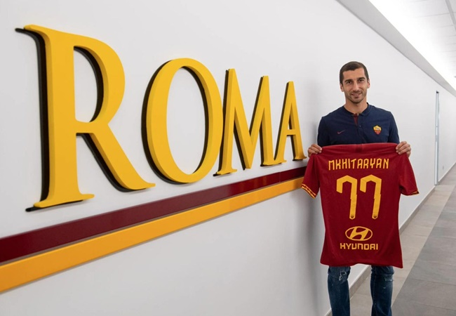 Henrikh Mkhitaryan on whether he will return to Arsenal after Roma loan finishes - Bóng Đá