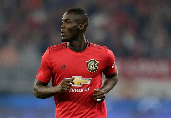 Manchester United star Eric Bailly hopeful of early return from knee injury - Bóng Đá