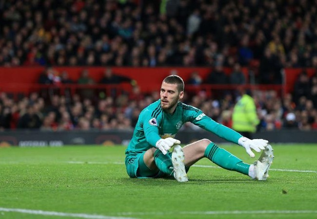 Roy Carroll issues his backing for David De Gea at Man United - Bóng Đá