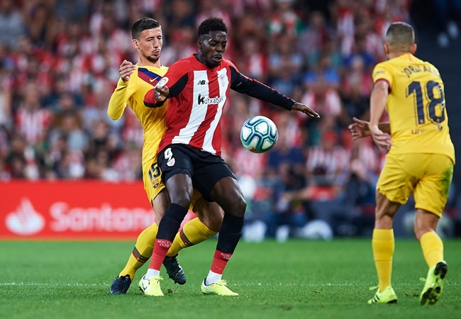 Inaki Williams confirms he turned down Manchester United - Bóng Đá