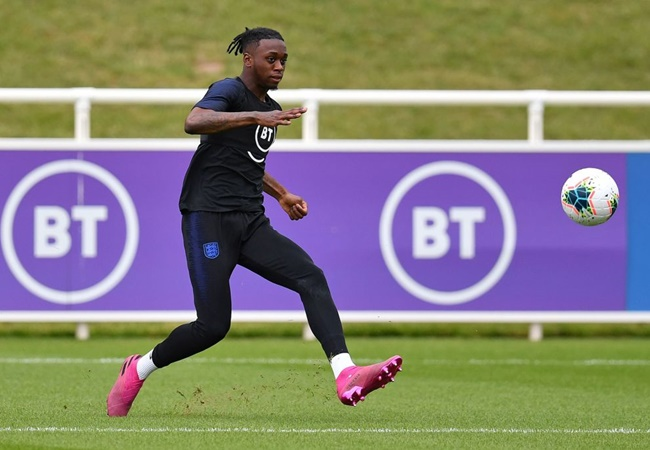 Crystal Palace coach explains how a failed loan helped Aaron Wan-Bissaka become a £45m Man United signing - Bóng Đá