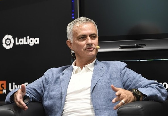 Jose Mourinho identifies club structure as major difference rivals and Liverpool and Man City - Bóng Đá