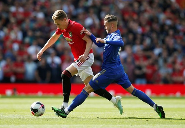 Thắng Leicester, Man Utd đã hóa giải bài toán 'giải phóng' Pogba - Bóng Đá