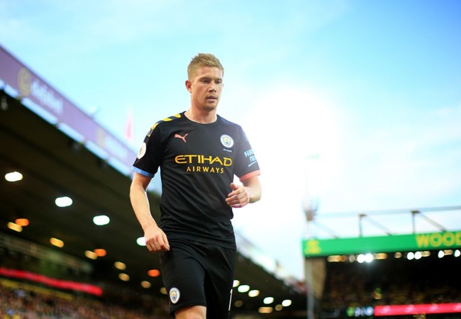 Kevin De Bruyne fires title warning to Liverpool after Manchester City's shock defeat to Norwich - Bóng Đá