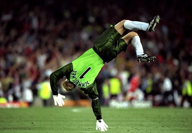 The FIVE best Man Utd goalkeepers of all time: Where does David de Gea rank? - Bóng Đá