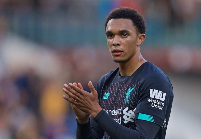 Trent Alexander-Arnold: 'Liverpool are now the team to beat' - Bóng Đá