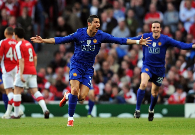 Cristiano Ronaldo explains just how close he came to joining Arsenal before Man Utd - Bóng Đá