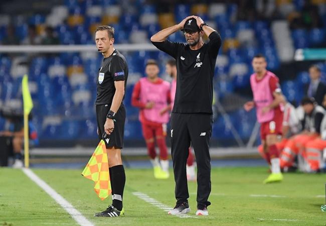 'Phơi áo' ở San Paolo, Liverpool đã để lộ bộ mặt thật của mình? - Bóng Đá