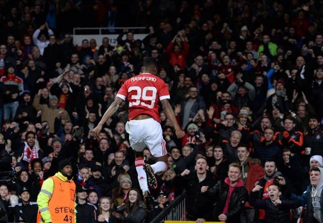 Ra quân Europa League, Man Utd sẽ tìm thấy 'Rashford 2.0'? - Bóng Đá