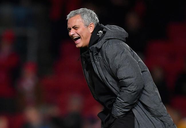 Man Utd đã chối bỏ, và rồi lại 'tồn tại' nhờ phong cách Mourinho - Bóng Đá