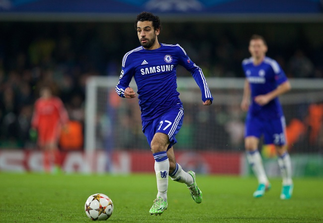Frank Lampard reveals why Mohamed Salah flopped at Chelsea - Bóng Đá