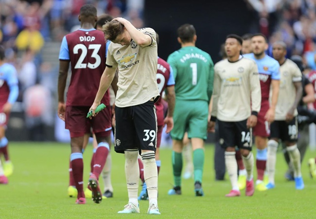 Manchester United are paying the ultimate price for their summer transfer failings - Bóng Đá