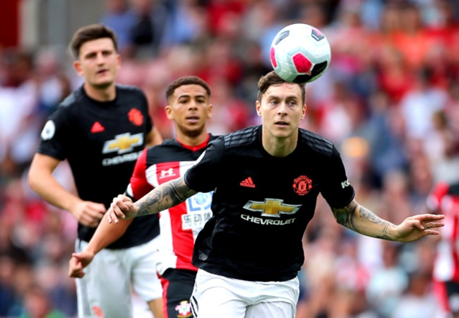 "Lindelof: ""Harry is a great player. We've only played six games together so the partnership needs games to become better and better - Bóng Đá"